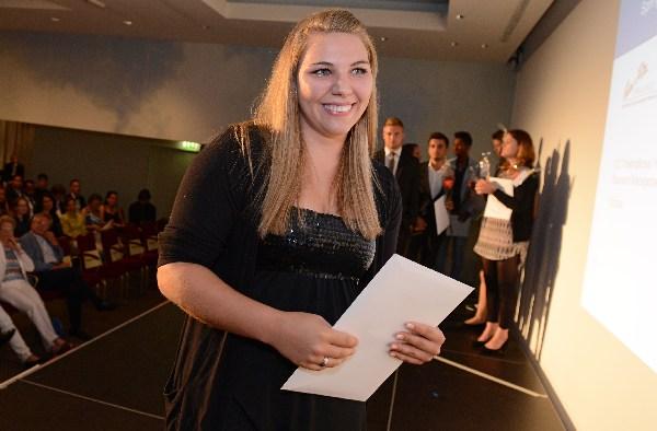 Diplomfeier 2013 Casino Luzern: KV-11 / TS-10 - Unsere erfolgreichen Absolventen