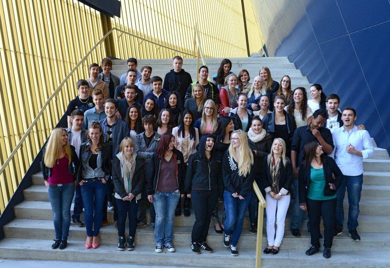 Qualifikationsverfahren 2013 - Gruppenfotos KV-10